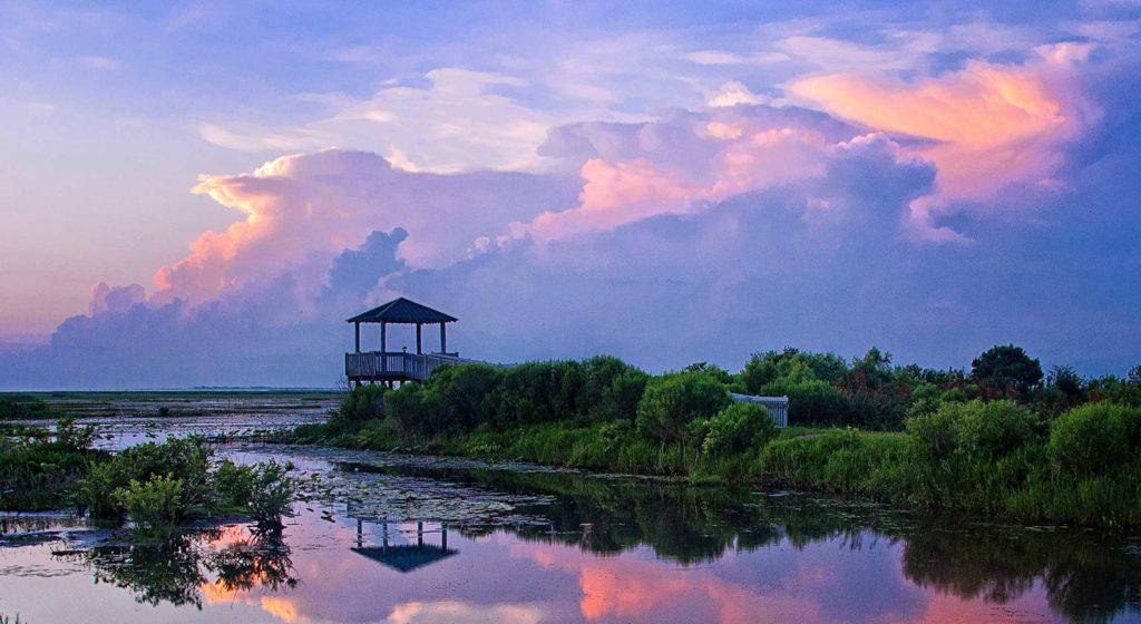 United Flight Reservations To Lake Charles, Louisiana USA