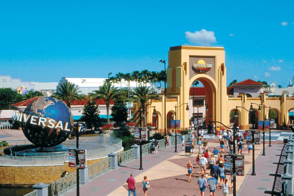 United Last Minute Flight Deals to Orlando, Florida USA