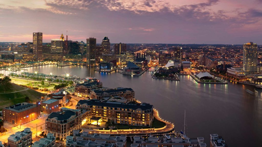 Southwest Airlines Best Deals to Baltimore, Maryland USA